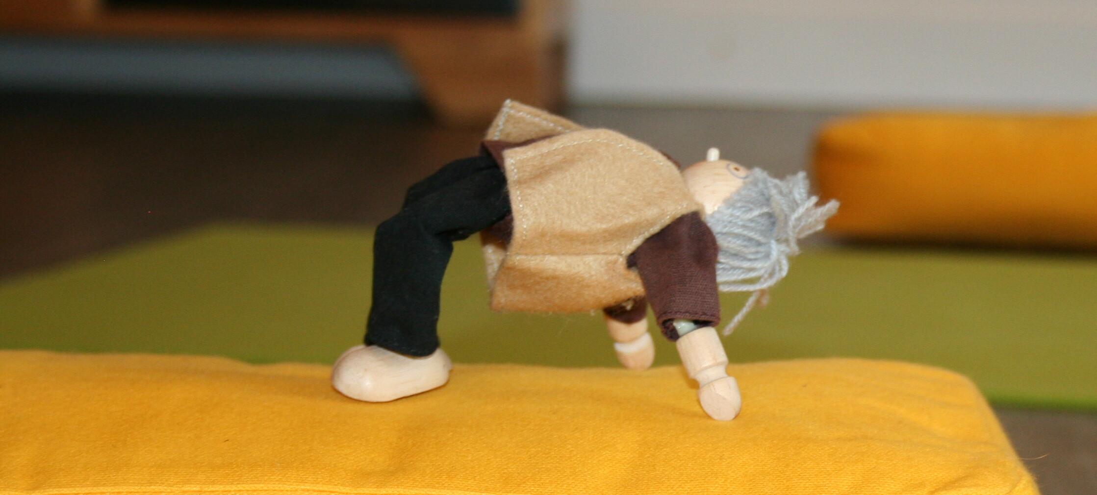 Kinder Yoga Sandra Wipf